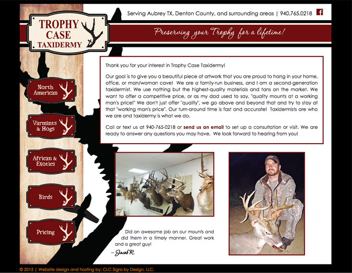 TrophyCase  Form Example Texas on form ss-4,